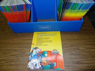 NEW Pearson Reading Street Texas Grade 5 ELL ELD Readers and Guide