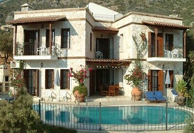 Luxury VillaJosh Kalkan Turkey  - INFO.  & AVAILABILITY PACK ONLY