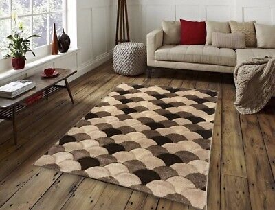 New Large Small Modern Bright Thick Quality Mats Soft Hallway Runner Rugs Carpet