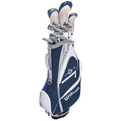 Wilson Profile XD Women's Complete Golf Club/Bag Set Right Hand WGGC59000