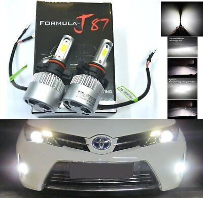 LED Kit N2 72W PSX24W 2504 6000K White Two Bulbs Fog Light Replacement Upgrade