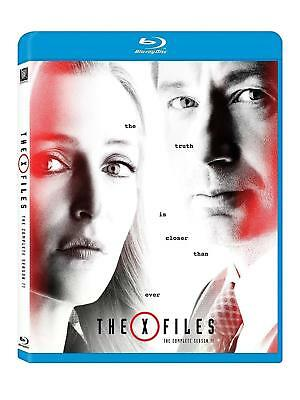 The X-Files: 11th Eleventh Season 11 - New Sealed (Blu-ray) FREE SHIPPING