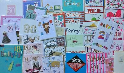 Job lot 40 luxury greeting cards includes hallmark phoenix trading job lot 40 luxury greeting cards includes hallmark phoenix trading hotchpotch m4hsunfo