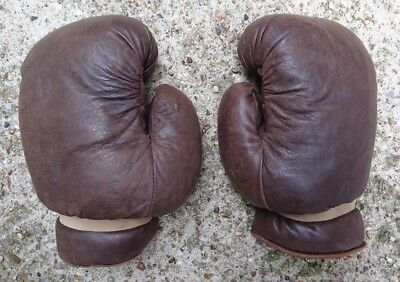 Vintage Frank Bryan Ltd.  Boxing  Gloves