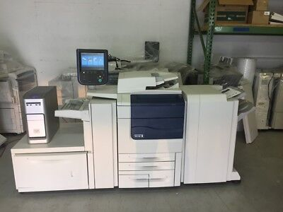 Xerox Color 560 Digital Press Production Printer Copier 60 PPM