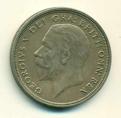 George V 1932 Silver Wreath Crown Extremely Fine 2395 Coins Struck 28.3 grams