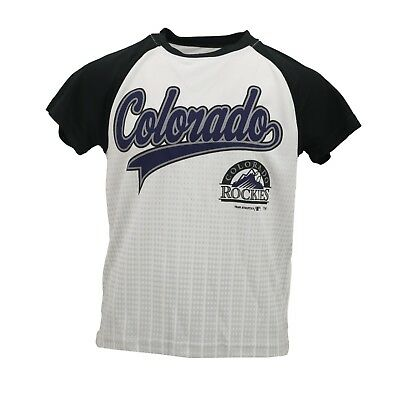 Colorado Rockies Official MLB Genuine Infant Toddler Size Athletic Shorts New sports memorabilia Sports Fan Apparel & Souvenirs