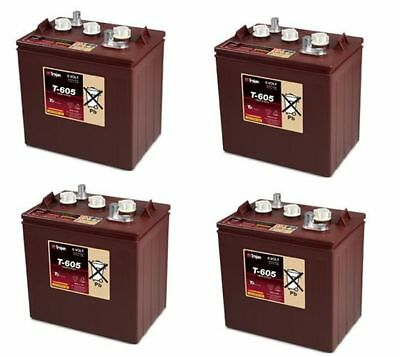 Replacement Battery For Trojan T605-4-Pack 24V