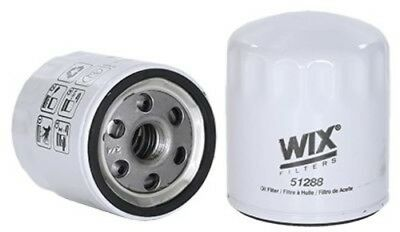 Turbocharger Oil Filter fits 1972-1973 Nissan 1300  WIX CANADA