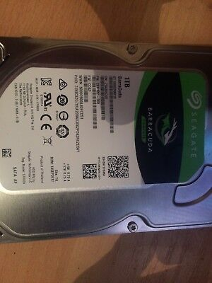 "Seagate BarraCuda 1 TB Internal 3.5"" Hard Drive -ST1000DM010"