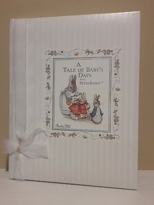 A TALE OF BABY'S DAYS WITH PETER RABBIT By Beatrix Potter - Hardcover