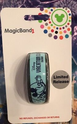 Disney Vacation Club DVC Magic Band 2 Mickey Mouse Limited Release NEW