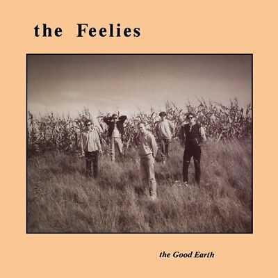 The Good Earth by The Feelies (CD, 1986, Coyote, Very Good cond.)