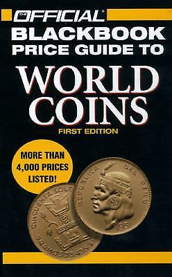 The Official Blackbook Price Guide to Foreign Coins by Marc Hudgeons