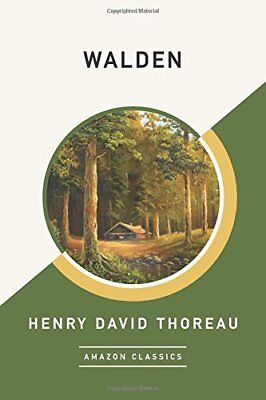 Walden (AmazonClassics Edition) by Henry David Thoreau New Paperback Book