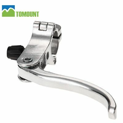 TOMOUNT Metal Brake Lever for Road Bicycle Bike Outdoor Sport Cycling Fixed