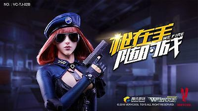 Verycool 1/6 National Assault Séries Sniper Litttle Sister Figurine B Brun Hair