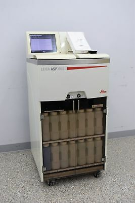 Leica ASP300S Enclosed Automated Vacuum Tissue Processor Histology Pathology
