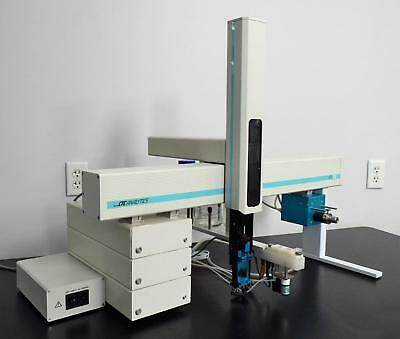 CTC Analytics HTS PAL Chromatography Autosampler Injector Valve, Fast Wash