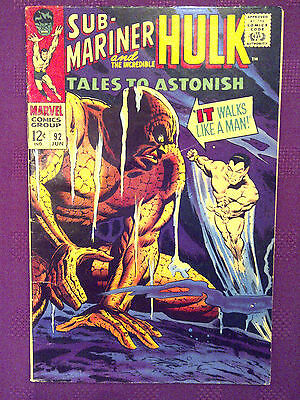 Tales to Astonish  #92 FN