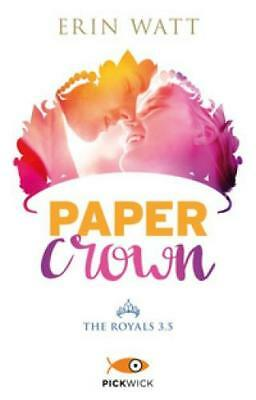 Paper crown. The royals. Vol. 3.5 Watt Erin