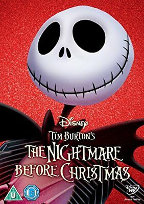 The Nightmare Before Christmas  with Danny Elfman New (DVD  1994)