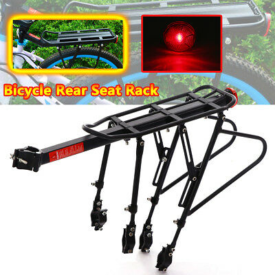 Bicycle MTB Road Mountain Bike Rear Rack Seat Post Mount Pannier Luggage Carrier