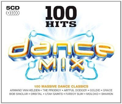 100 Hits Dance Mix Various Artists CD Album New & Sealed