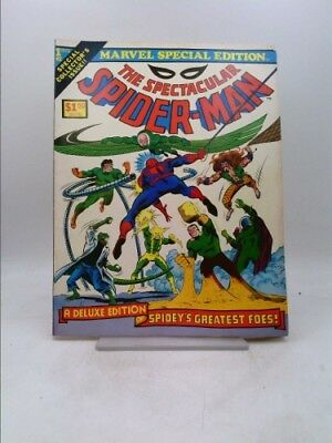 Marvel Special Edition #1: The Spectacular Spider-Man.