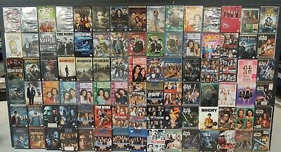 Job Lot Collection/Bundle of DVD Box Sets, Some Complete Series #10503