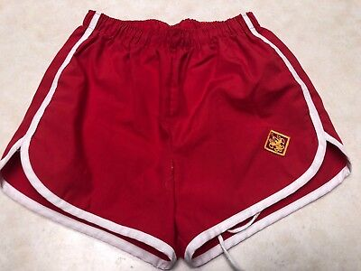 Vintage Swimtrunks w/Boy Scout Patch Sewn On
