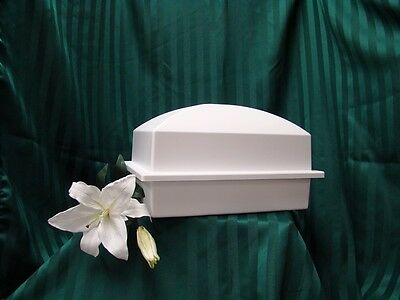 SINGLE CREMATION URN Burial Vault, Funeral Urns Vaults, Brand New