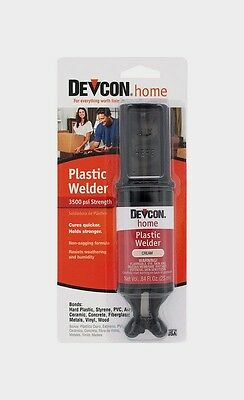 New! Devcon 22045 Home Plastic Welder .84 oz. High Strength Adhesive Multi Use