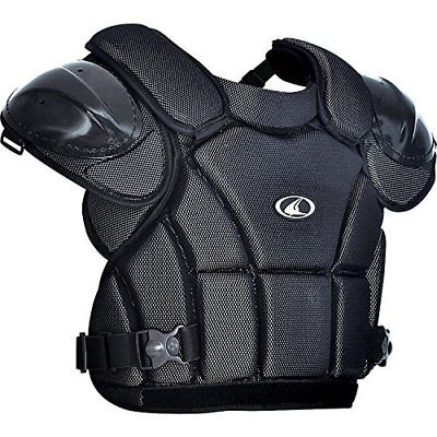Champro Umpire Chest Protector Black, Large