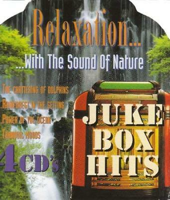 Relaxation With The Sound Of Nature 4 Cd Set - Various Artists (CD Used Good) 7
