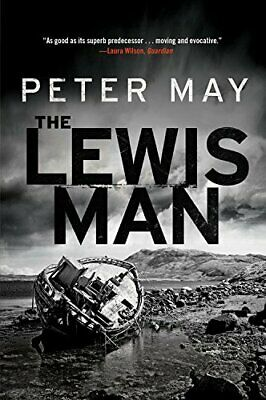 The Lewis Man (Lewis Trilogy) by May, Peter Book The Cheap Fast Free Post