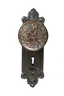 """Sargent and Co. Cast Iron """"TG"""" Knobsets"""