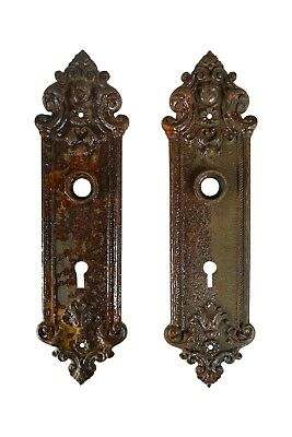 Sargent and Co Cast Iron Plates