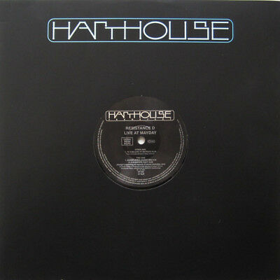 RESISTANCE D - Live at Mayday  - HARTHOUSE 92