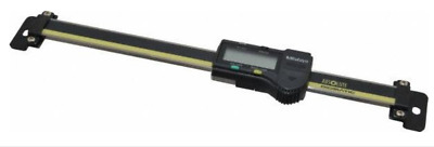 """Mitutoyo 572-211-30 ABSOLUTE Digimatic Scale, 0-6""""/0-150mm Range, .0005""""/0.01mm"""
