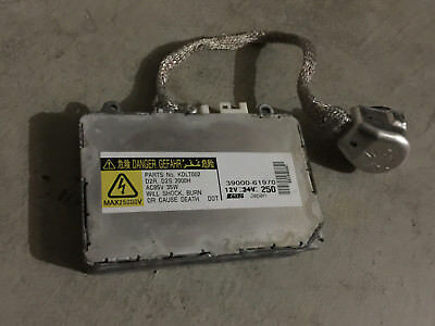 Usinage Oem 04 - 10 Bentley Continental Gt Xenon Hid Ballast Contrôle Phare