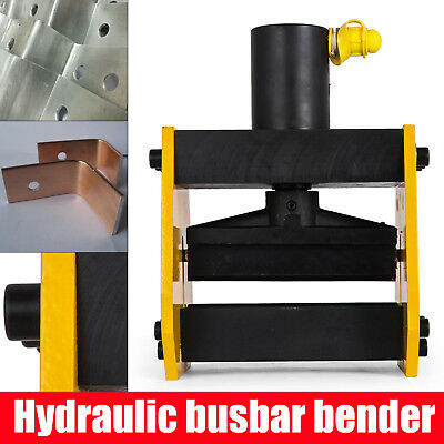 Hydraulic Busbar Bender 12mm 20 Ton Quiet Scale Indication Hydraulic