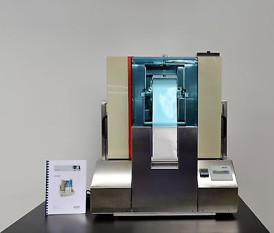 Remp 384 Microplate Tuyau Support Thermo-Sealer Punch Csp384-rs W/ Piles