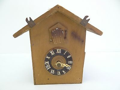 Vintage Used Made in Germany 25 Regula Henry Coehler Cuckoo Clock Parts