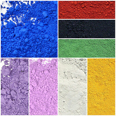 Exquisite Mineral Oxides Ultramarine Pigments - Powder Glitter Cosmetics Crafts
