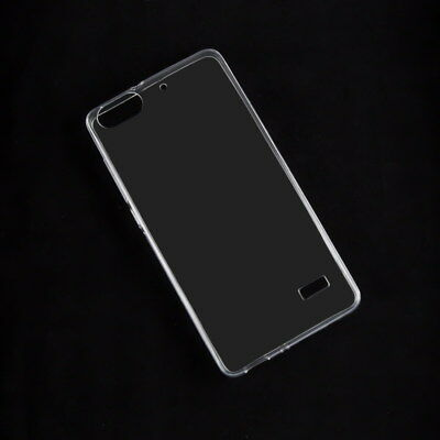 Cover Case For Huawei Honor 4C Ultra Thin Slim TPU Clear Silicone Back Skins