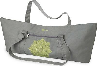 Gaiam Yoga Tote Bag, Citron Sundial