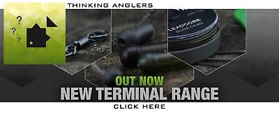 Thinking Anglers Carp Complete Terminal Tackle Range Tungsten *Pay One Postage*