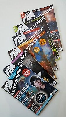 Astronomy Now Magazines Collection Great Condition | Space Scienc Univers  Books