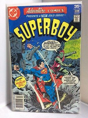 DC Comics - Superboy #454 - Bagged & Boarded - Silver Age - High Grade